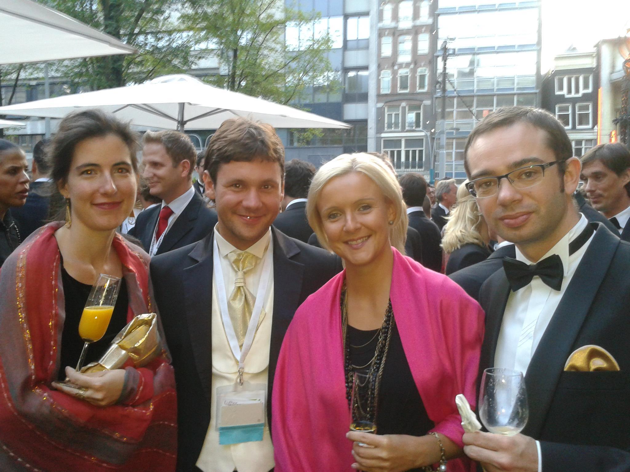 Amsterdam 2011, kongres AIJA - mezinárodní asociace mladých právníků (www.aija.org)