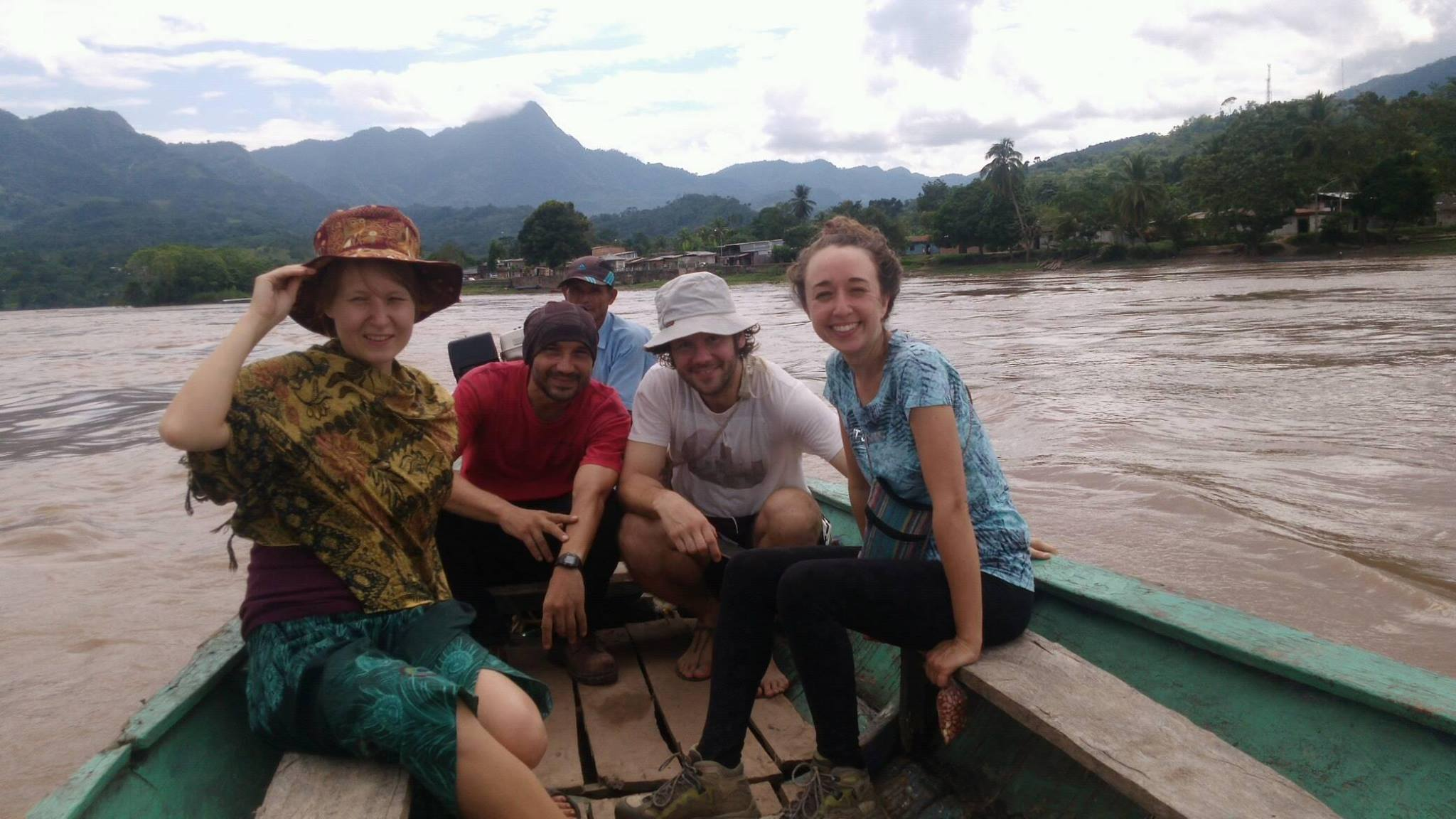 Plavba po řece Huallaga, Chazuta, Peru 2016, Amazon Atlantis, realizační tým