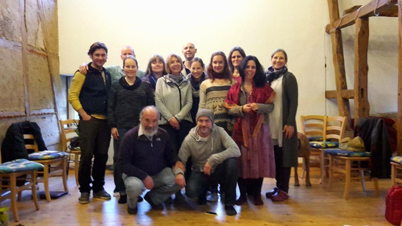 Clenze, Německo 2016, Workshop duchovní tradice Andských mistrů s Juanem Nunezem del Prado